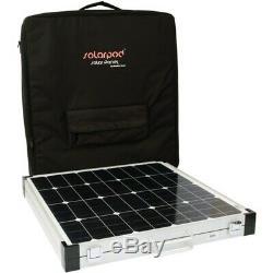 Solpro 06-24V120W Solarpod 120-Watt/24-Volt Foldable Solar Panel