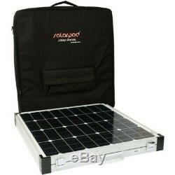 Solpro 06-24V120W Solarpod 120-Watt/24-Volt Foldable Solar Panel SOL0624V120W