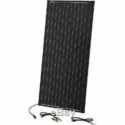 Strongway 12 Volt Monocrystalline Solar Panel 165 Watts