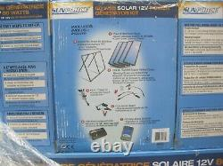 Sunforce Coleman 50180 80 watt 12 volt 80w 12v Solar Charging generator Kit