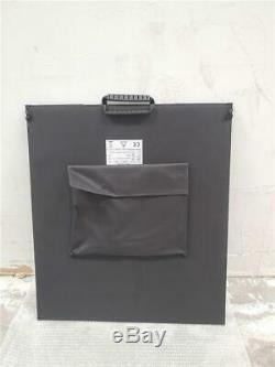 TWELSEAVAN 100 Watts 12 Volts Portable Solar Panel Kit