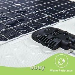 Topsolar Flexible Solar Panel 100W 12V Monocrystalline Bendable 100 Watt 12Volt