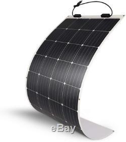 Ultra Thin Extremely Flexible 175 Watt 12 Volt Monocrystalline Solar Panel