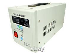 VOLT SINUS PRO-800 S Solar voltage converter 12V 800VA