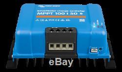 Victron Smart Solar MPPT Battery Charger 100/50 12/24 Volt