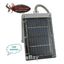 Wildgame Innovations SP-6V1 6 Volt Solar Panel Brand New