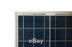 WindyNation 2pcs 100 Watt Polycrystalline Solar Panel Off-Grid 12 Volt (12V) Bat